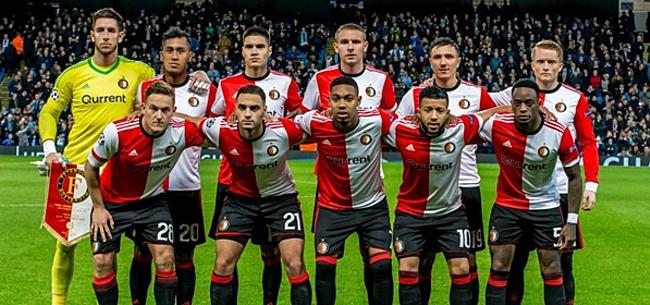 Foto: Feyenoord-transfergerucht leidt tot woede: 'Is dit soms een slechte grap?'