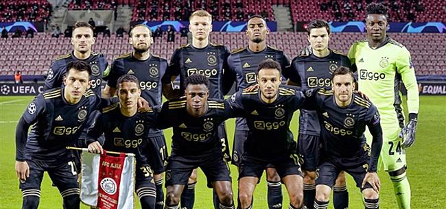Foto: 'Ajax denkt te snel dat de buit binnen is'