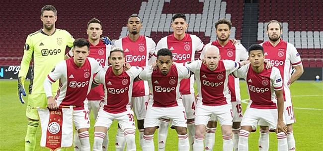 Foto: Zwitserse kranten: 'Ajax heeft een probleem'