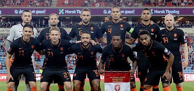 Foto: 'Van Gaal verrast iedereen met nóg een basiswijziging'