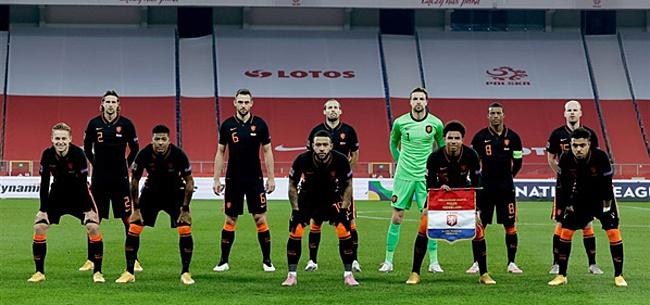 Foto: Oranje zet voorzichtige stap naar top 10, België blijft nummer één