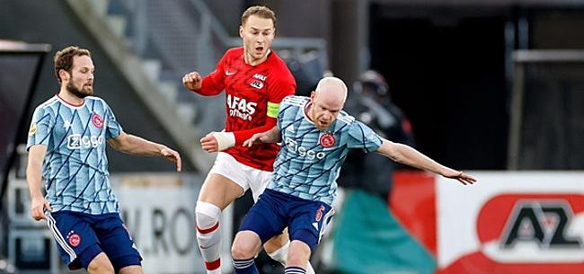 Foto: 'KNVB begaat gigantische blunder richting Ajax-AZ'