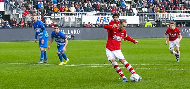 Foto: Koopmeiners eist absolute hoofdrol op in duel met PEC Zwolle