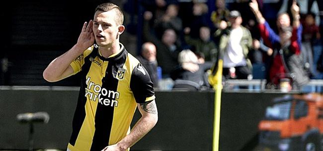 Foto: PEC haalt spits weg bij Vitesse: