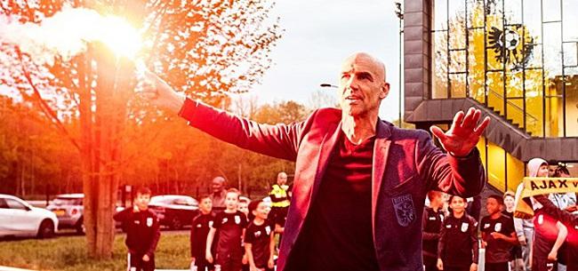 Foto: Letsch fier op Vitesse: