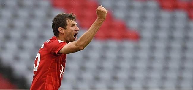 Foto: Slecht nieuws voor Müller: