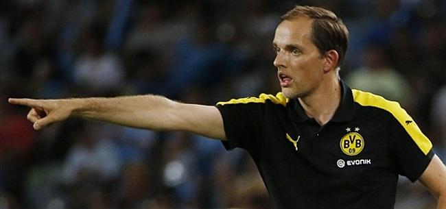 Foto: Borussia Dortmund laat ruim 80.000 fans opnieuw jubelen
