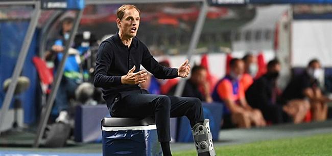 Foto: Paris Saint-Germain maakt ontslag Tuchel officieel