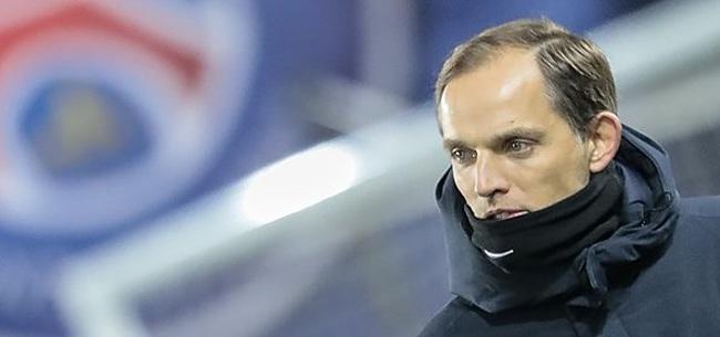 Foto: Tuchel moet zich verantwoorden na debacle Paris Saint-Germain