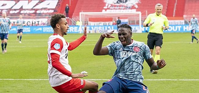 Foto: 'Deel Eredivisie is klaar met invloed Ajax, Feyenoord en PSV'