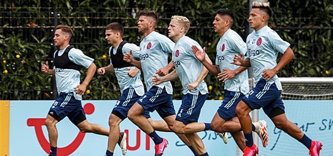 Foto: 'Ajax-miskoop maakt bizarre transfer'