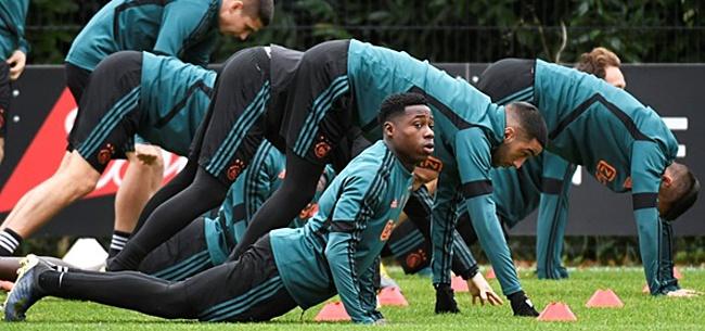 Foto: 'Ajax 'stunt' op transfermarkt door coronavirus'