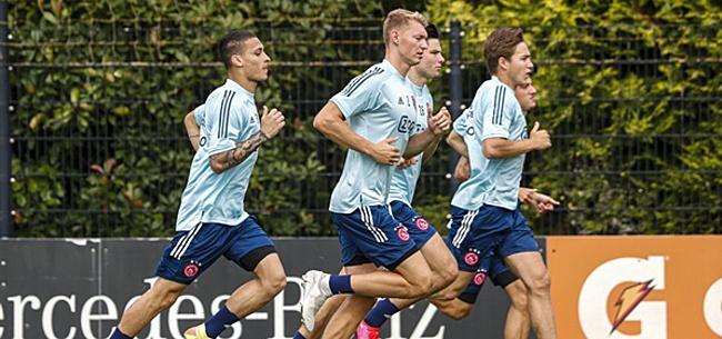 Foto: Ajax bevestigt uitgaande transfer: