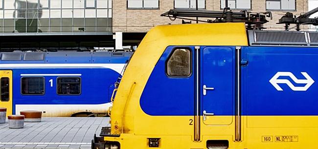 Foto: NS laat jodenliedje horen in trein: 'Genoeg is genoeg'