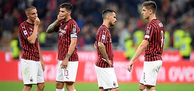 Foto: Bestuurlijke machtstijd AC Milan levert eerste slachtoffer op