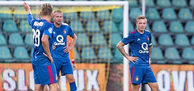 Foto: Feyenoord heeft bijzonder slecht transfernieuws voor fans