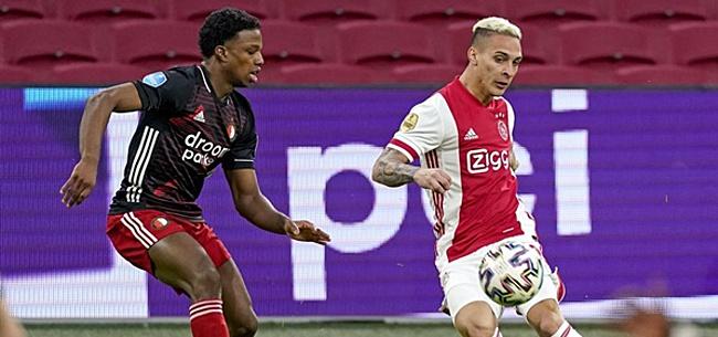 Foto: Ajax helpt Feyenoord Europa in