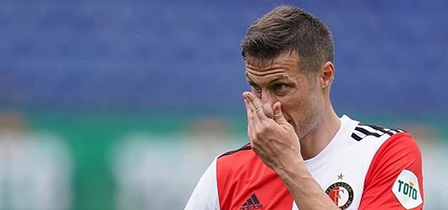 Foto: 'Onderhandelingen over Spajic na Feyenoord-afscheid'