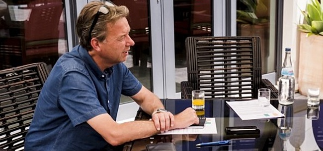 Foto: Driessen wijst naar Ajax, Feyenoord, PSV en AZ: 'Eredivisie dramatisch'