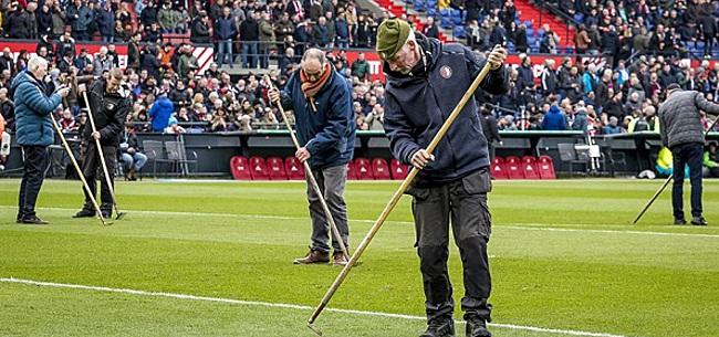 Foto: Eredivisie stopzetten mogelijk:
