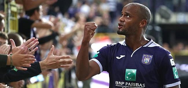 Foto: Duizendpoot Kompany na trainer en speler nu ook mede-investeerder bij Anderlecht