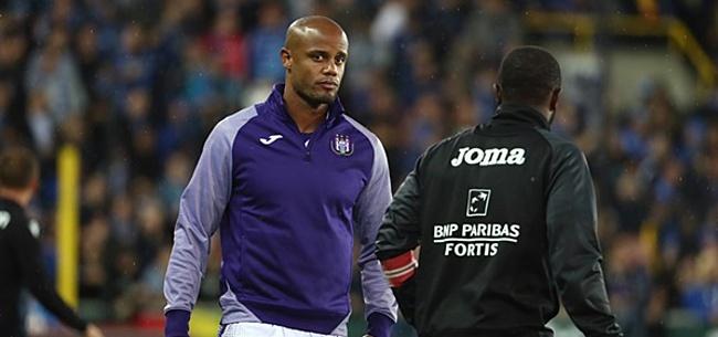 Foto: Anderlecht schort alle trainingen op