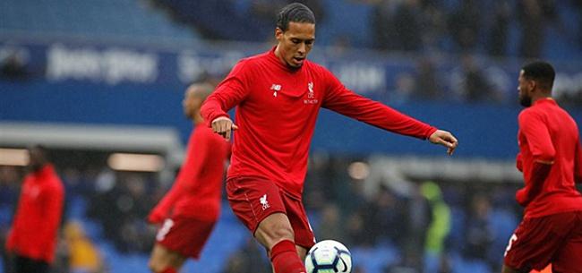Foto: 'Virgil kan mee bij een club als Barcelona of Real Madrid'