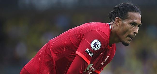 Foto: Ferdinand: 'Virgil niet beste verdediger van Engeland'