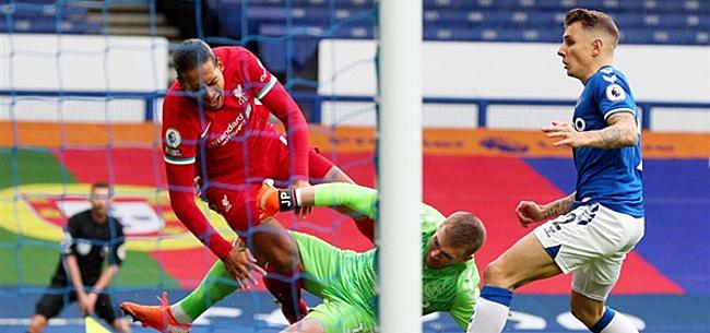 Foto: Liverpool bevestigt knieoperatie voor Van Dijk