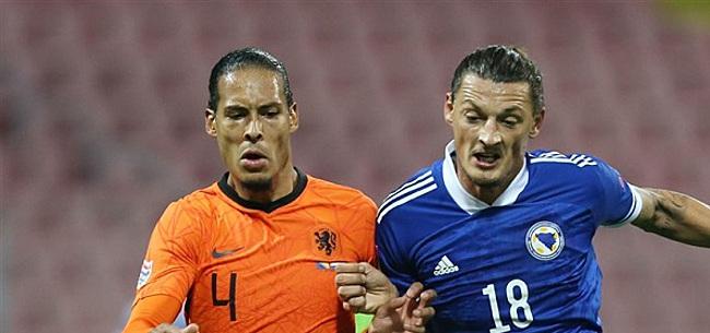 Foto: 'Virgil van Dijk niet goed genoeg voor Ajax'