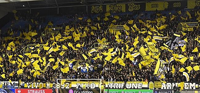 Foto: 'Opnieuw vechtpartijen op tribune Vitesse'