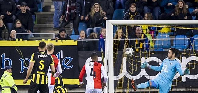 Foto: Feyenoorders vragen om wissel: