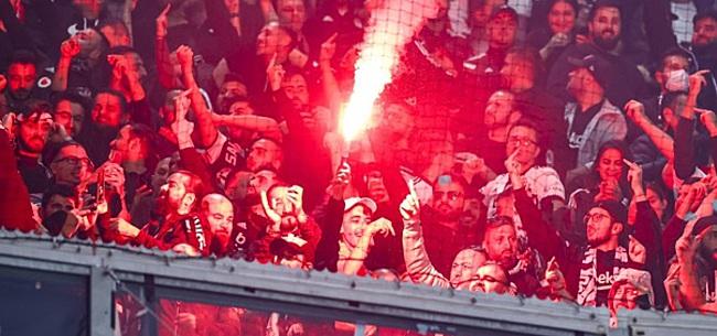 Foto: Geen uitsupporters bij Besiktas - Ajax