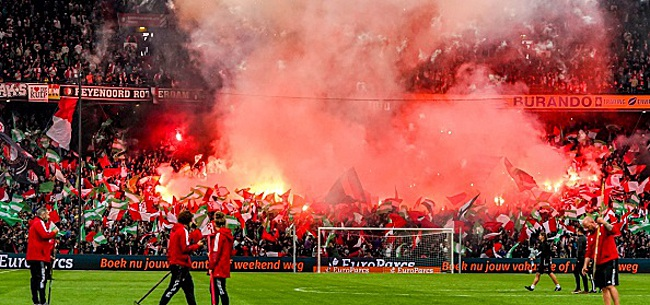 Foto: Feyenoord kondigt maatregelen aan: