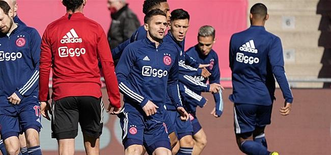 Foto: Feyenoord, PSV en AZ grijpen mis: 'Ajax de perfecte stap'