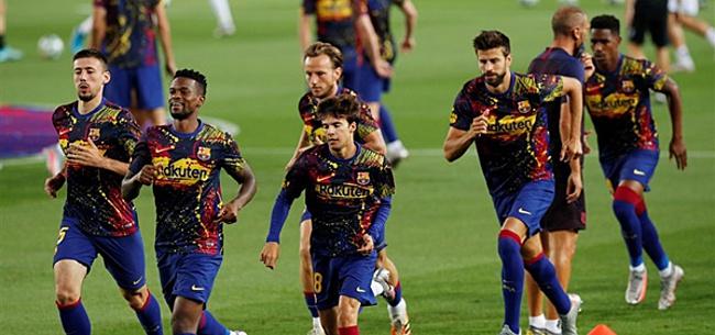Foto: 'Barcelona waagt laatste poging voor transfertarget'