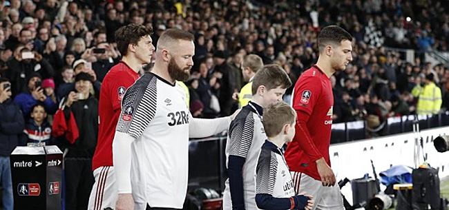 Foto: 'Rooney en veelbesproken Walker overtreden corona-maatregel'