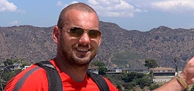 Foto: Sneijder verloor miljoenen euro's: