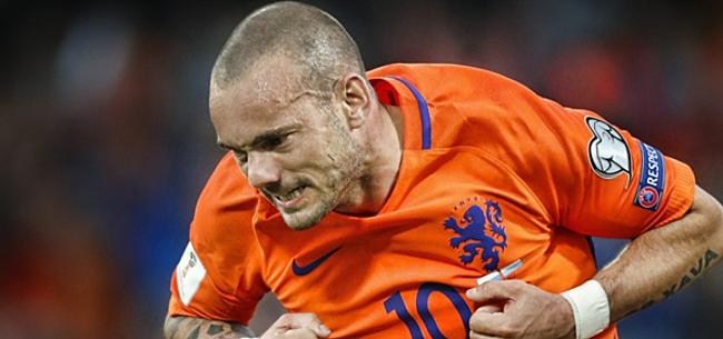 Foto: 'Sampdoria haakt af ondanks enorm offer Sneijder'