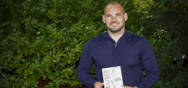 Foto: 'Wesley Sneijder spoedig hoofdtrainer bij Eredivisionist'
