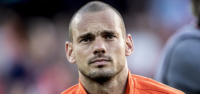 Foto: 'Ook Wesley Sneijder kan Eredivisie-rentree maken'