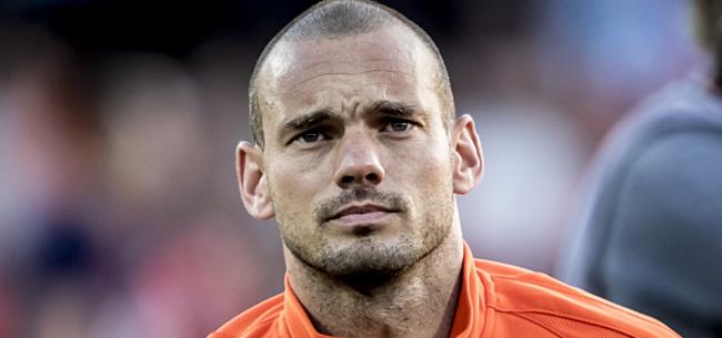 Foto: Sky Italia: 'Sneijder verrast met principe-akoord'