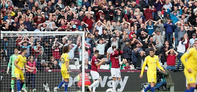 Foto: 'West Ham zet hoog in en komt uit bij absolute topschutter'