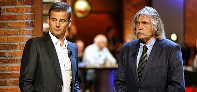 Foto: Derksen haalt fel uit: