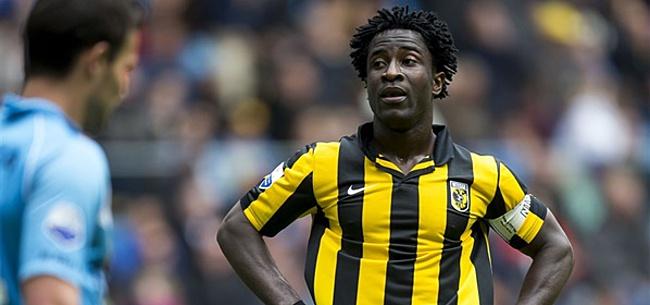 Foto: Wilfried Bony wil carrière afsluiten bij Vitesse