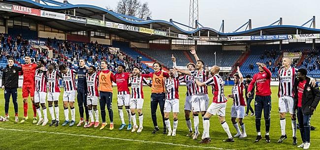 Foto: De 11 namen bij Willem II en Fortuna: do or die 2!