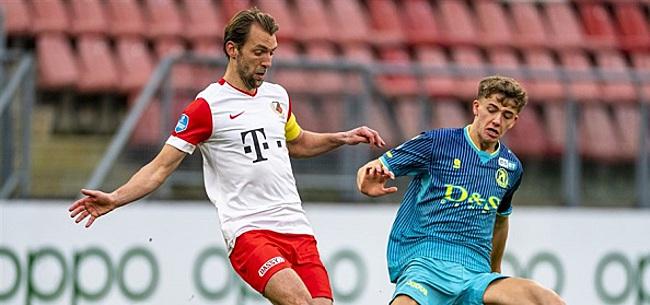 Foto: FC Utrecht pas in absolute slotfase langs Sparta