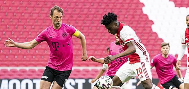 Foto: Ajax verklaart later aansluiten Kudus