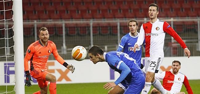 Foto: 'Feyenoord moet duo zo snel mogelijk wegsturen'