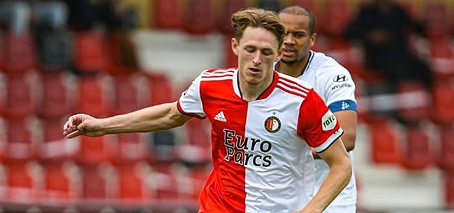 Foto: Burger doet oproep aan Feyenoord-leiding